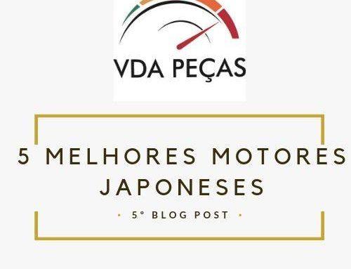 Motores Japoneses – Top 5