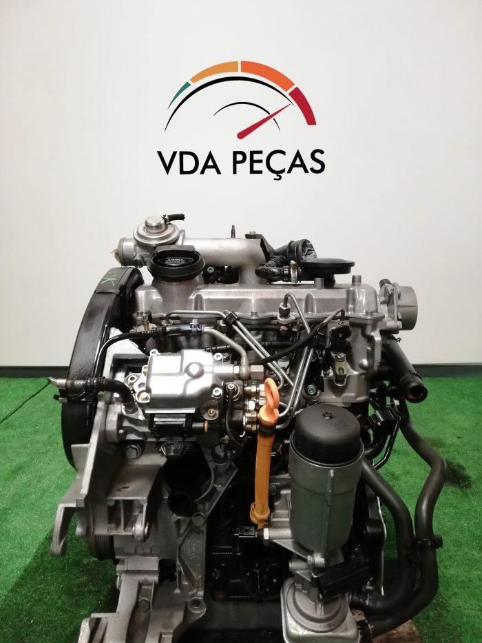 Vw Golf IV motor usado