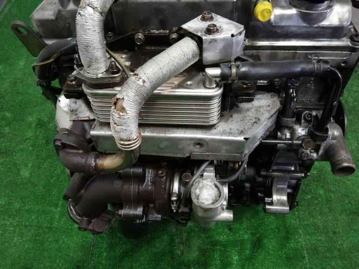 Mitsubishi motor usado