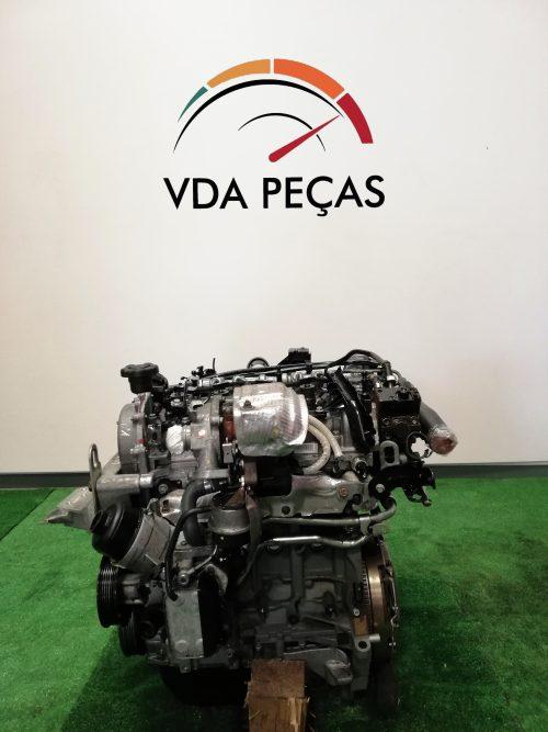 Opel Astra motor usado