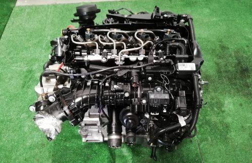Bmw motor usado